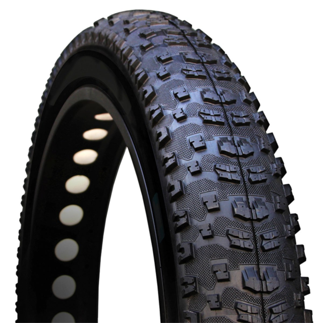 Vee Rubber 8 Fat Bike Tire 26x4 0 72 Tpi Folding Black Pair Of Two For Sale Online Ebay