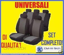 COPRISEDILE SCHIENALE COPRI SCHIENALI SEDILE PER AUTO KIT COMPLETO !! UNIVERSALE
