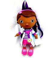 Disney Doc Mcstuffins Toddler Plush Backpack 16 Inch Doll