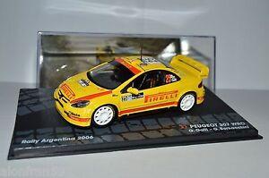 RALLY-IXO-DIECAST-1-43-PEUGEOT-307-WRC-Galli-Bernacchini-2006-RAL020