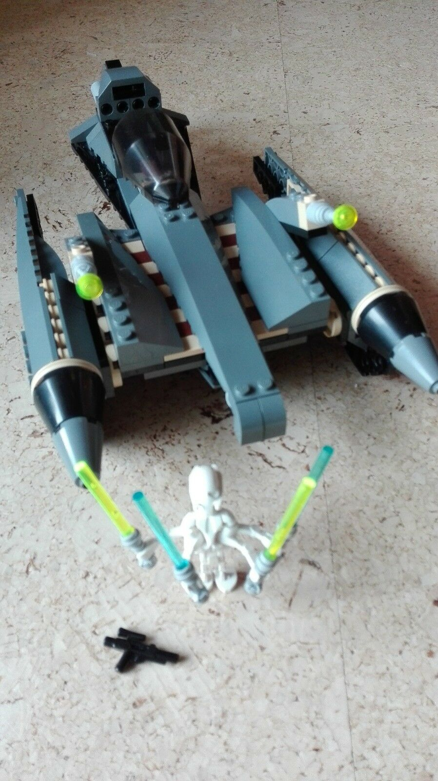LEGO Star Wars General Grievous Starfighter (7656)