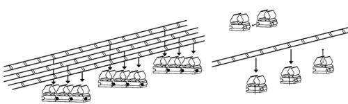 10x Clip Halteclips Befestigungs-Clips Halter 10er Halterung LED Lichtschlauch