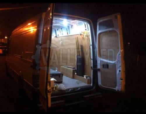 Plus brillants Sprinter Van kit de lumière intérieure-Van de retour-charge lumières