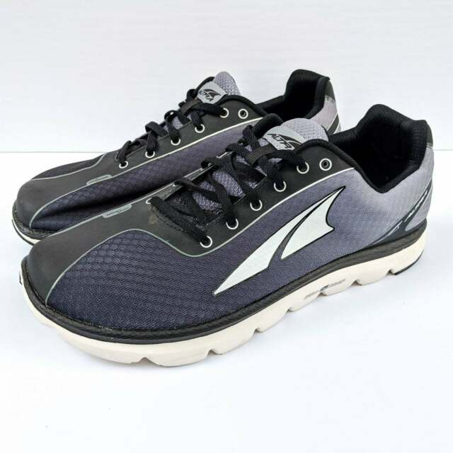 Altra Road Running Black One 2.5 A1623-1 Training Marathon Shoes Mens Size 11