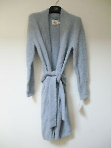 UGG Women s Cozy ANA Robe ICE BLUE Size  Large  125 MSRP NWT ... 17bac63be