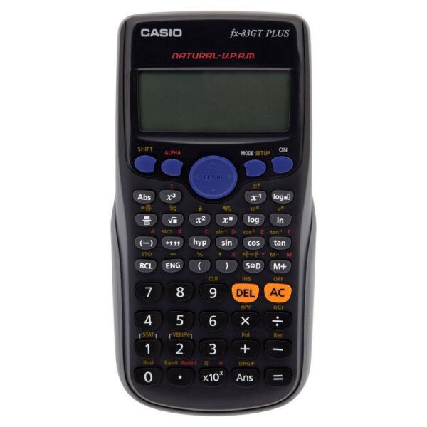 Casio Fx-83gt Plus Full Scientific Calculator 260
