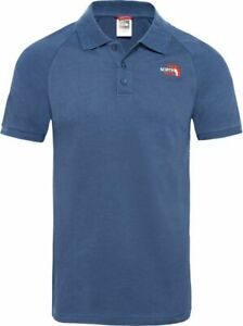 fee761a79 Details about THE NORTH FACE Raglan Jersey T93BQ2BER Cotton T-Shirt Short  Sleeve Polo Mens New