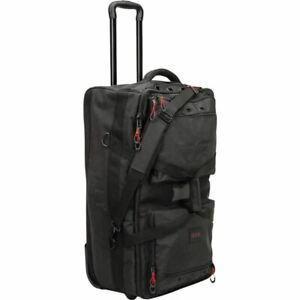 Black Fly Racing Tour Roller Wheeled Gear Bag
