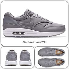 NikeLab Air Max 1 OG Deluxe Wolf Grey 859554-002 UK 7 EU 41 US 8 Nike Atmos