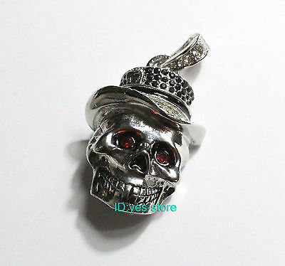 Metal Kito Skull USB Flash Memory Drive Pen Thumb Stick 1 Giga 2 G 4 8 16 GB