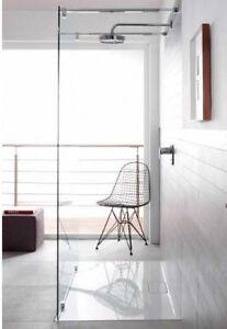 villeroy boch architectura metalrim duschwanne 120x90x1 5cm ultraflach ebay. Black Bedroom Furniture Sets. Home Design Ideas