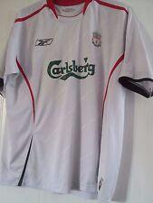 Liverpool 2004-2005 Away Football Shirt Size XL /41603