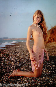 frau strand nackt