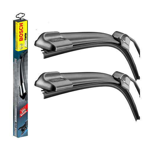 MERCEDES E-CLASS 212 and 207 Genuine BOSCH A826S Aerotwin Front Wiper Blades Set