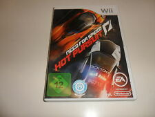 Nintendo Wiii  Need for Speed: Hot Pursuit