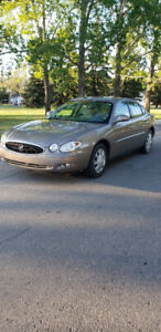 2007 Buick Allure CX  Low KMs!!!