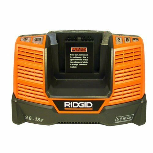 Ridgid Genuine OEM Replacement Charger # R840091