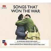 1 of 1 - Various Artists : Songs That Won the War CD (2009)