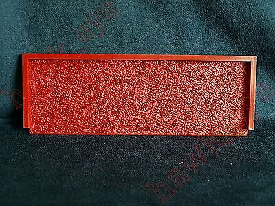 Plasticville Radio Station Red Antenna Top HTF O-S Scale
