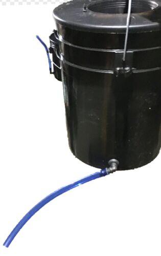 3.5G 3 Bucket DWC System  Set  Versatile Hydroponics