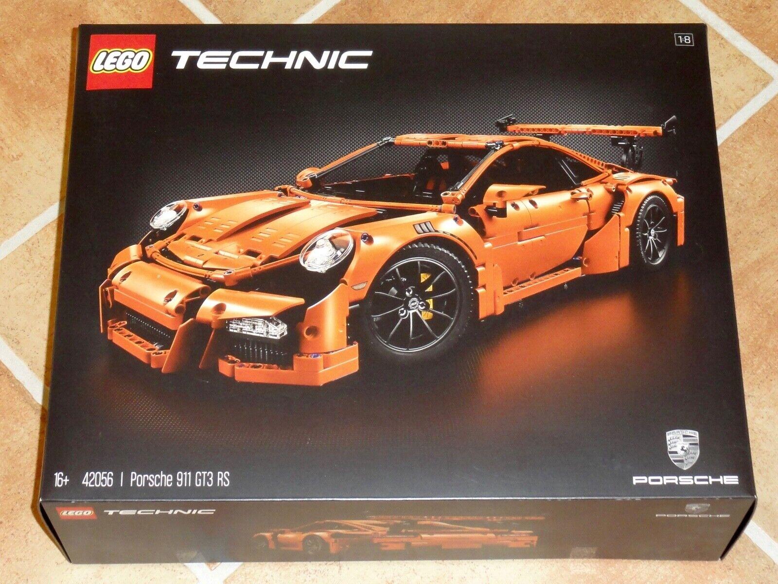Lego ® Technic 42056 Porsche 911 GT3  RS-nouveau & SEALED  prix équitables