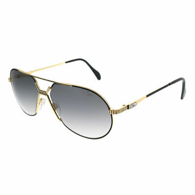 ae5d95c22f CAZAL Legends 968 001sg Black Gold Vintage Sunglasses Grey Gradient ...