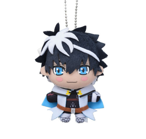 Fate Extella Link Saber Charlemagne Character Plush Key Chain Mascot Anime Art