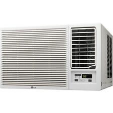LG LW1814HR 18,000 BTU Window A/C & 12,000 BTU Heat with Remote window Kit 220V