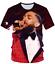 Fashion-Women-Men-3D-Print-Rapper-nipsey-hussle-Casual-T-Shirt-Short-Sleeve-Tops thumbnail 9