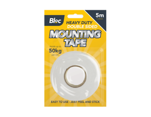 Heavy Duty Double Sided Strong Sticky Tape Foam Adhesive Craft Padded Mounting