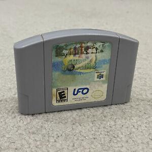 Super Bowling Nintendo 64 100% Authentic / Board Pics - N64 Rare