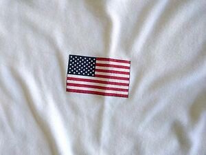 38437e70fa99c7 Vintage GAP Made in USA American Flag Long Sleeve T Shirt XS Cotton ...