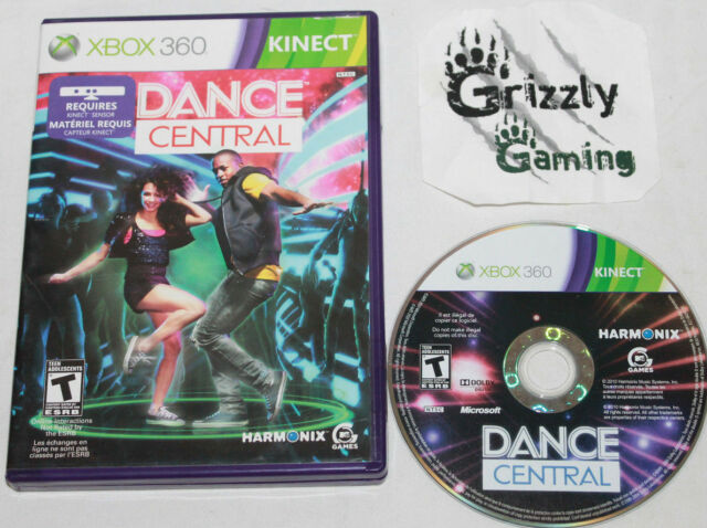 USED Dance Central Xbox 360 (NTSC) -Canadian Seller-