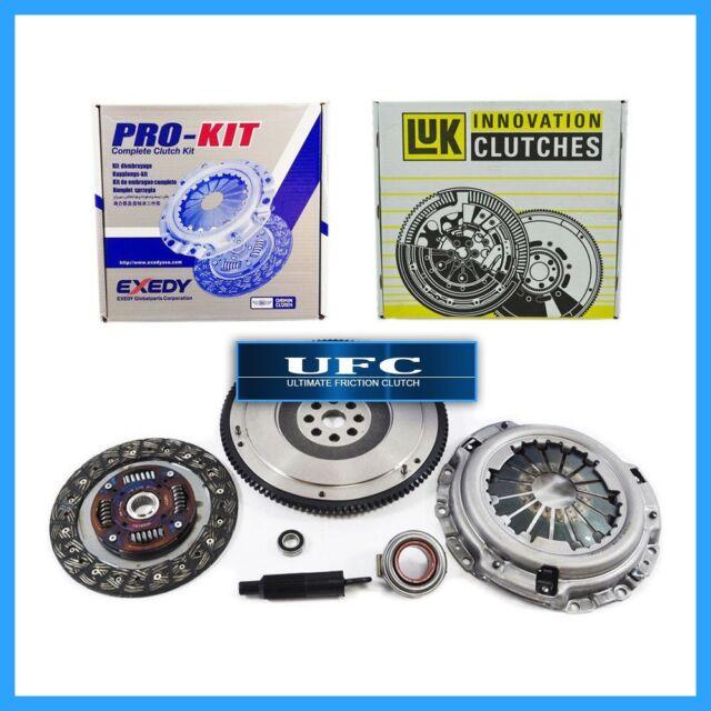 EXEDY CLUTCH KIT 08017 W/ LUK FLYWHEEL Fits 90-91 ACURA