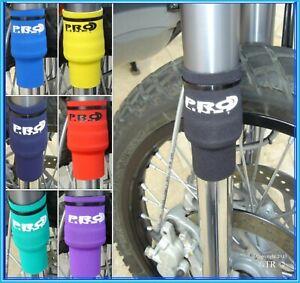 Proline-Gabel-Bein-Oldichtung-Schoner-40x130mm-Motocross-Enduro-Bike-Teil-Schutz