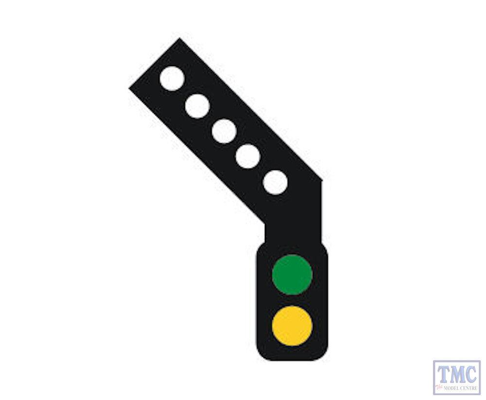 TTSS2L Train Tech OO Sensor Signal (LH Feather) - 2 Aspect Distant