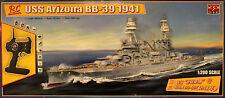 Trumpeter #7015 - 1/200 scale USS Arizona BB-39 Battleship FULL R/C KIT!!! - NEW
