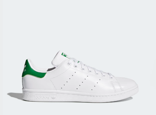 online store 036f6 c639a New Adidas Men's Originals Stan Smith OG Shoes (M20324) White // White-Green