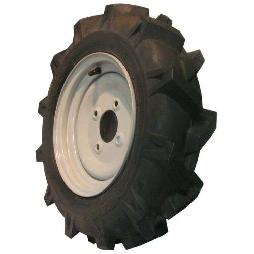 4.00-10 Muck Truck Concrete Georgia Buggy Tractor TIRE RIM WHEEL ASSEMBLY RIGHT