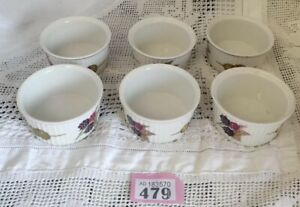 A-set-of-6-Evesham-Gold-Ramekin-Dishes-Royal-Worcester-Oven-To-Tableware