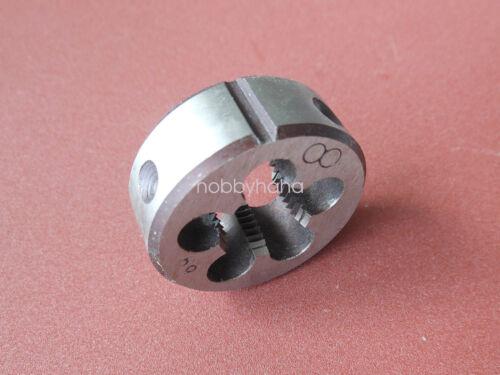 1pcs Metric Right Hand Die M16X2.0mm Dies Threading Tools 16mmX2mm pitch