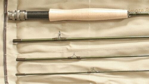 2 sizes complete with tube Ascent Fly Rods