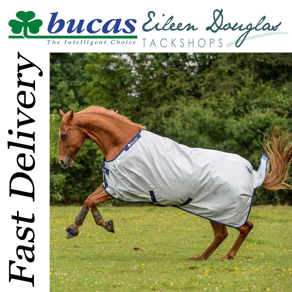 BUCAS POWER TURNOUT RUG STAY-DRY TECHNOLOGY -10 to 16 DEGREES