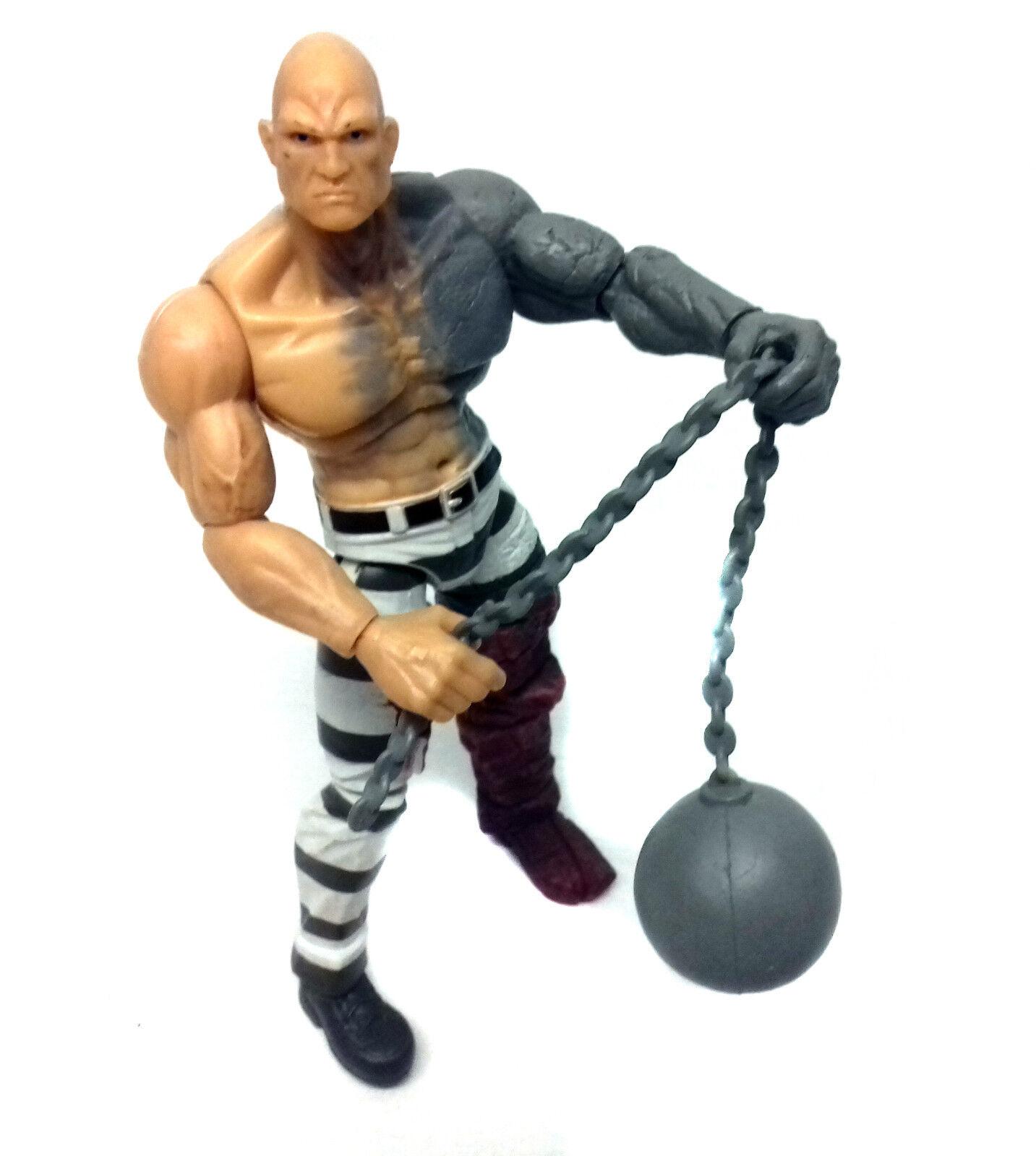 Marvel Legends Hulk FING FANG FOOM series 6  ABSORBING MAN toy figure RARE