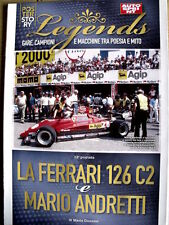 Poster Story LEGENDS - Ferrari 126 C2 & Mario Andretti  [AS3] -140