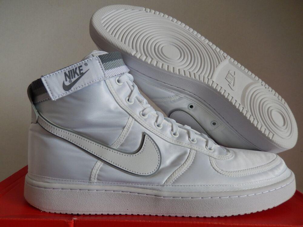 2003 Nike Zoom Air athlétique chaussures noir w/ Silver homme Sz 11