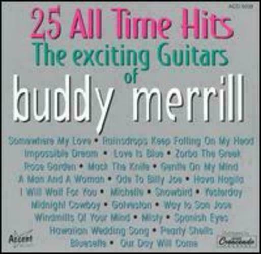 Exciting Guitars By Buddy Merrill Cd Nov 1997 Gnp Crescendo For Sale Online Ebay