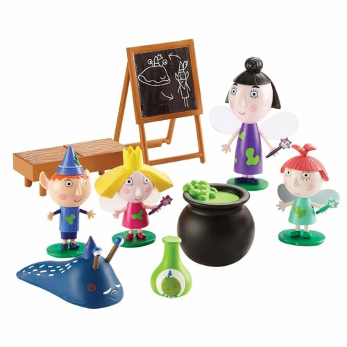 Ben and Holly Magic Class Playset for 3 years and up