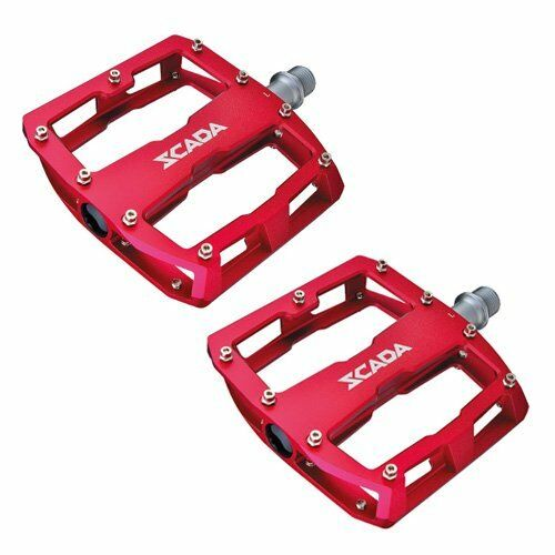 SCADA SC-BC606 6061 Alloy Pedal , Red