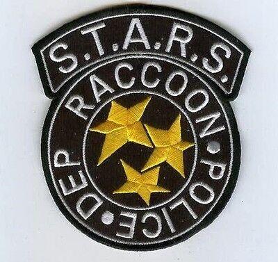 RESIDENT EVIL ZOMBIE OUTBREAK SURVIVOR RACCOON CITY POLICE RPD veIcr0